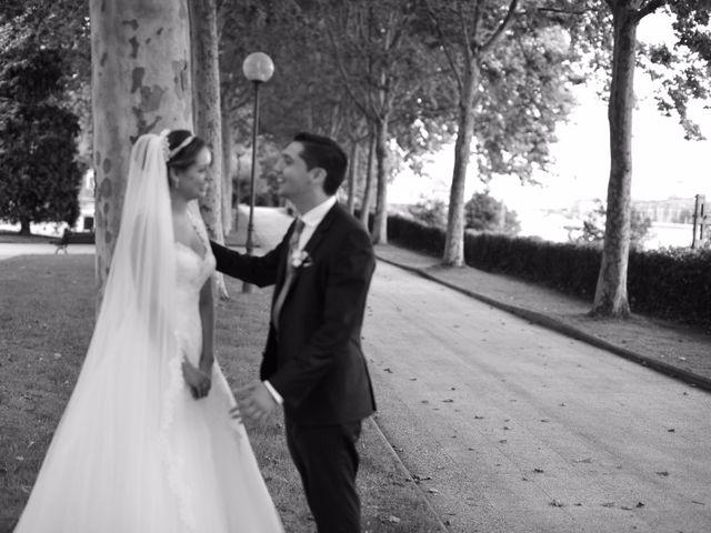 La boda de David y Luz Maria en Portugalete, Vizcaya 1