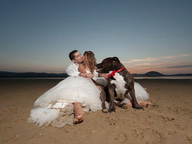 La boda de David y Luz Maria en Portugalete, Vizcaya 11
