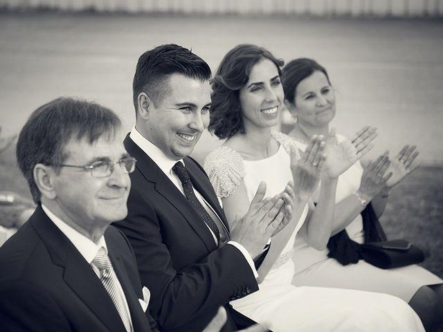 La boda de David y Verónica en Castrillo De Duero, Valladolid 12