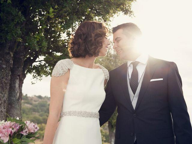 La boda de David y Verónica en Castrillo De Duero, Valladolid 13