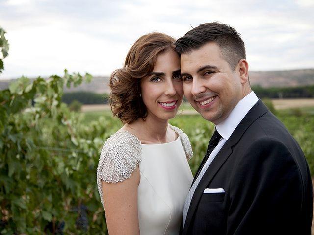 La boda de David y Verónica en Castrillo De Duero, Valladolid 18