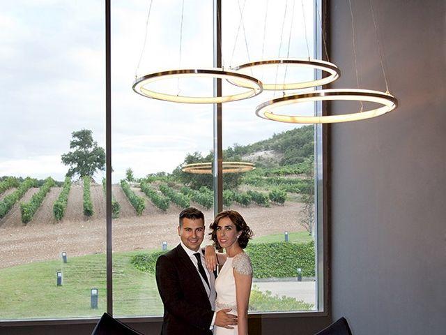 La boda de David y Verónica en Castrillo De Duero, Valladolid 19