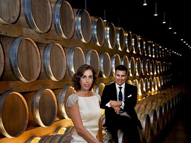La boda de David y Verónica en Castrillo De Duero, Valladolid 20