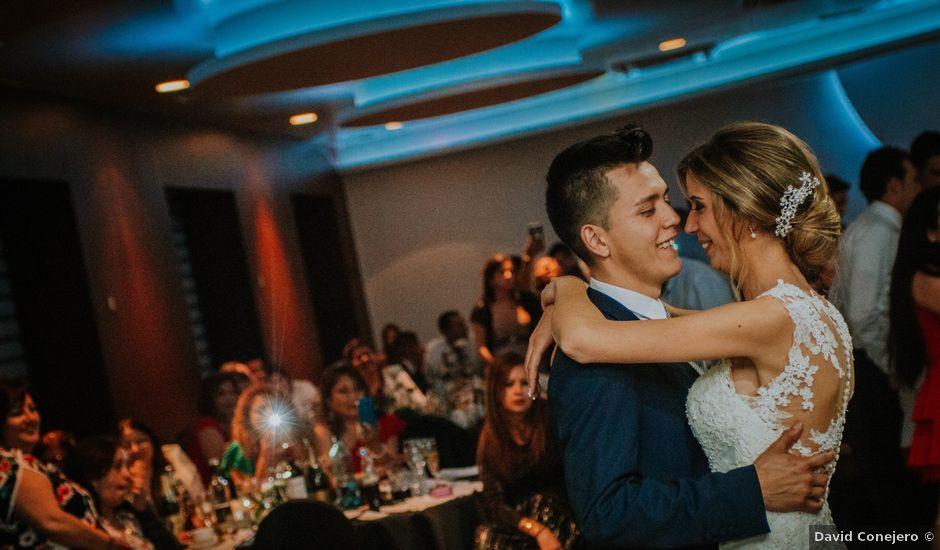 La boda de Michael y Cristina en Onil, Alicante