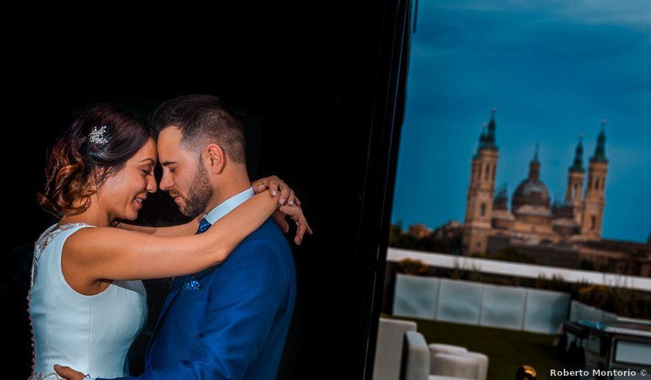 La boda de Urko y Silvia en Zaragoza, Zaragoza