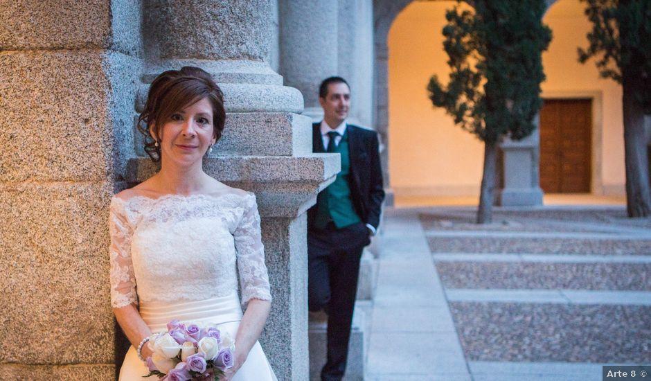La boda de Nacho y Sonia en Alcalá De Henares, Madrid