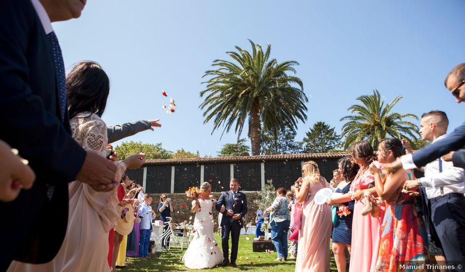 La boda de Jose y Andrea en Ferrol, A Coruña