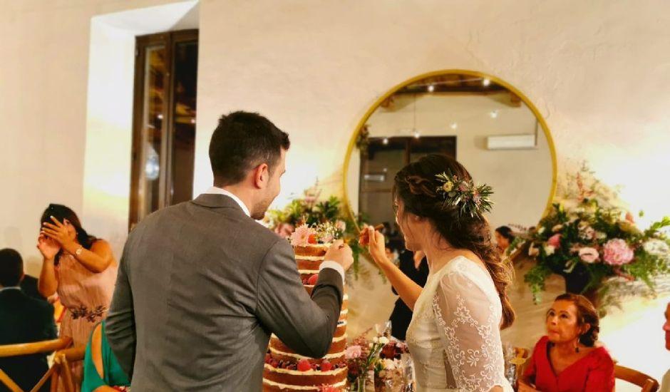 La boda de Elisa y Sergio en Toledo, Toledo