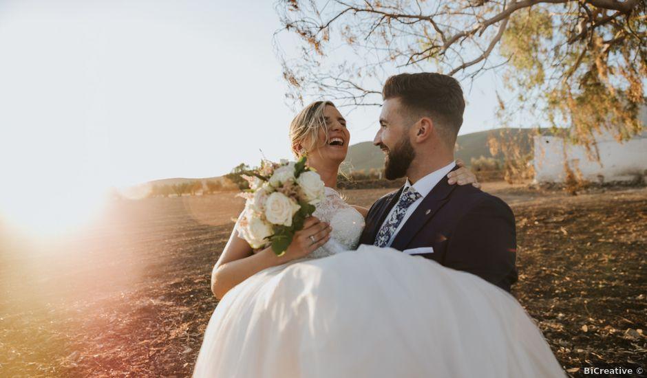 La boda de Javi y Inma en Villarrubia De Los Ojos, Ciudad Real