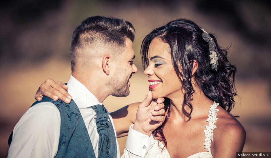 La boda de Elena y Cayetano en Valverde Del Camino, Huelva