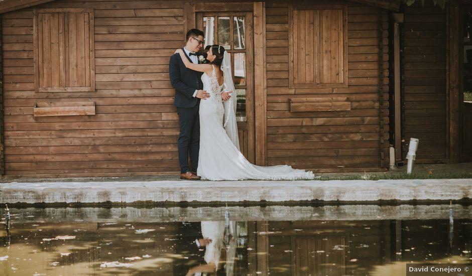 La boda de Yordy y Kelly en Villarrobledo, Albacete