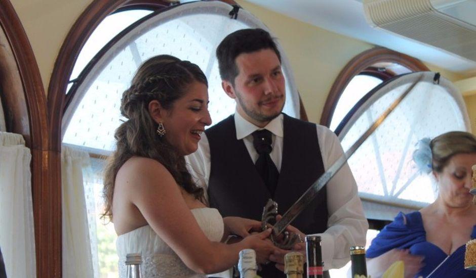 La boda de  Diego y Mati en Vigo, Pontevedra