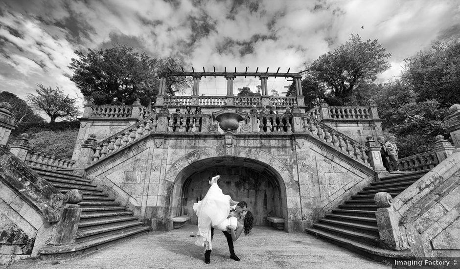 La boda de Gio y Tania en Puente Boeza, León