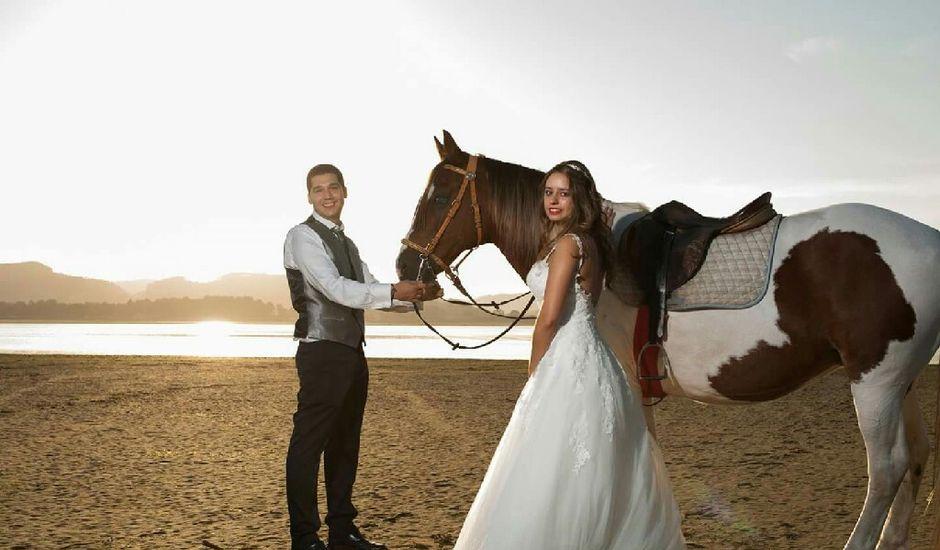 La boda de David y Luz Maria en Portugalete, Vizcaya