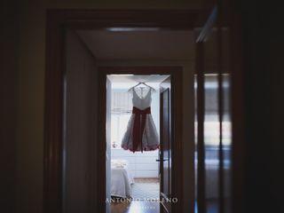 La boda de Lydia  y Dani  1