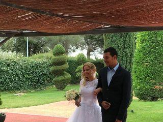 La boda de Wanessa  y Jordi  2
