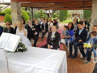 La boda de Wanessa  y Jordi  3