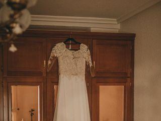 La boda de Lucia y Arantxa 1