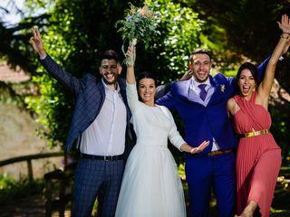La boda de Yago y Paula 2