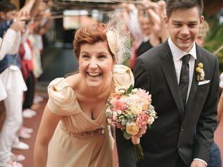 La boda de Aloña y Joseba