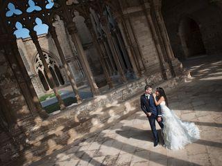 La boda de Jennyfer y Adrián