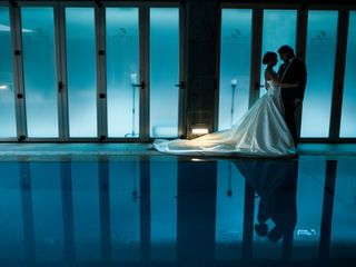 La boda de Cristina y Diego
