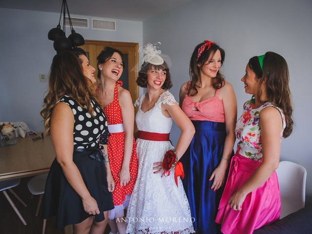 La boda de Dani  y Lydia  en Murcia, Murcia 13