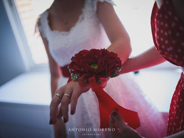 La boda de Dani  y Lydia  en Murcia, Murcia 17
