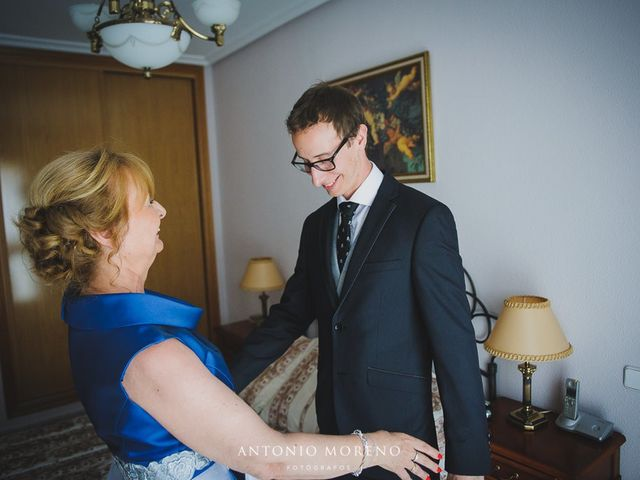 La boda de Dani  y Lydia  en Murcia, Murcia 23