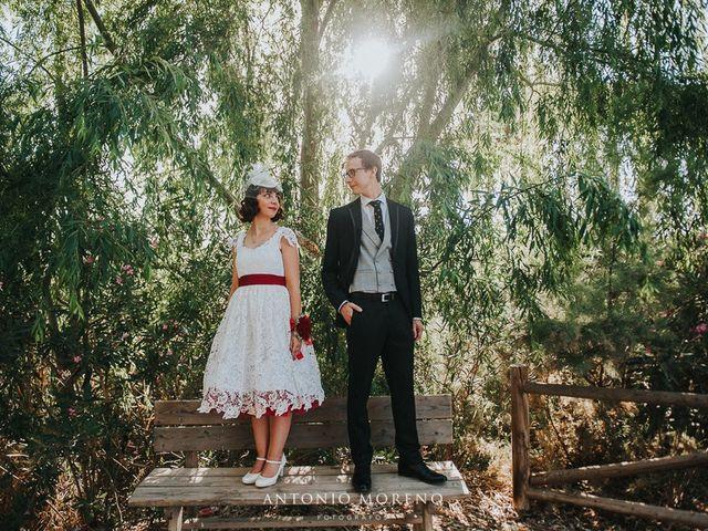 La boda de Dani  y Lydia  en Murcia, Murcia 4