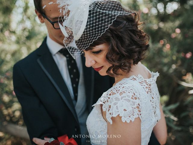 La boda de Dani  y Lydia  en Murcia, Murcia 30