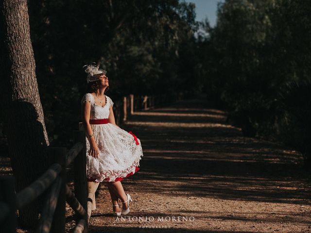 La boda de Dani  y Lydia  en Murcia, Murcia 32
