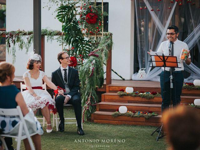 La boda de Dani  y Lydia  en Murcia, Murcia 42