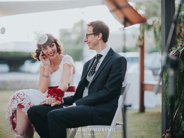 La boda de Dani  y Lydia  en Murcia, Murcia 44