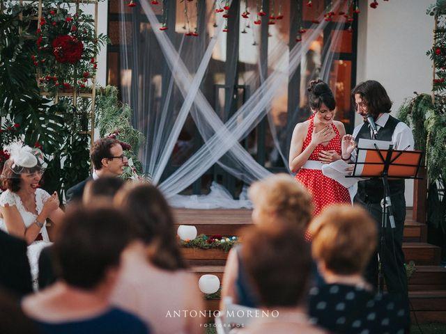 La boda de Dani  y Lydia  en Murcia, Murcia 46