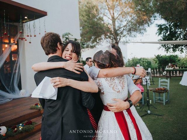 La boda de Dani  y Lydia  en Murcia, Murcia 47