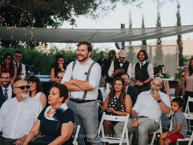 La boda de Dani  y Lydia  en Murcia, Murcia 49
