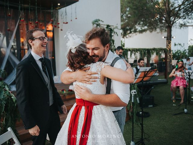 La boda de Dani  y Lydia  en Murcia, Murcia 50