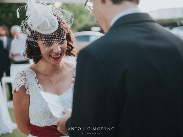 La boda de Dani  y Lydia  en Murcia, Murcia 51
