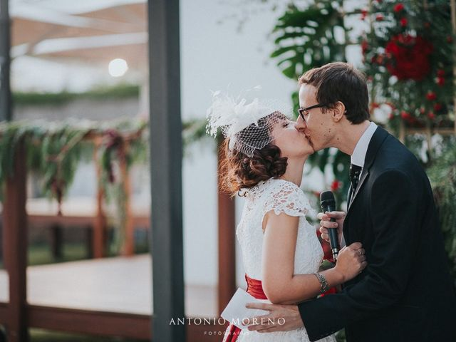 La boda de Dani  y Lydia  en Murcia, Murcia 52