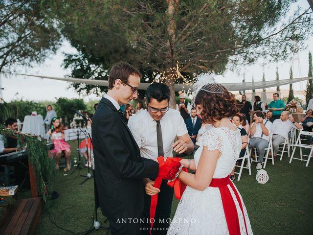 La boda de Dani  y Lydia  en Murcia, Murcia 54