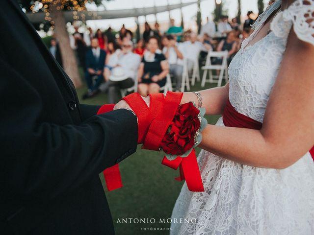 La boda de Dani  y Lydia  en Murcia, Murcia 55