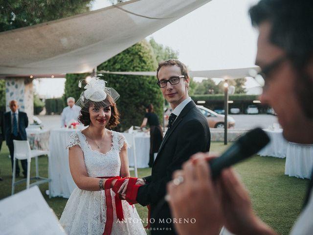 La boda de Dani  y Lydia  en Murcia, Murcia 56