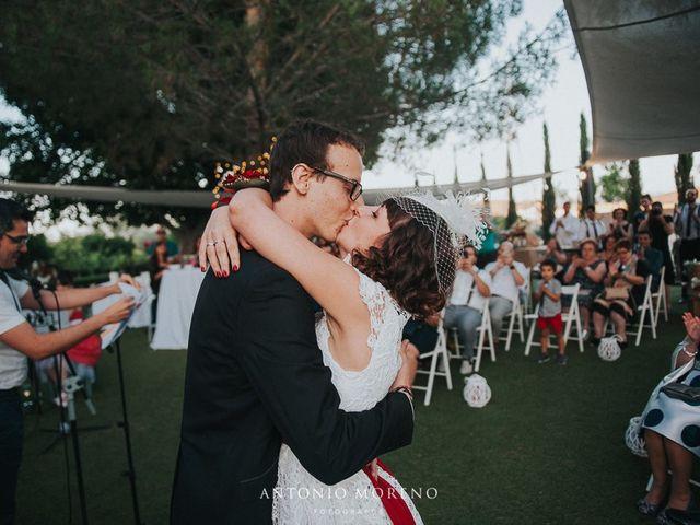 La boda de Dani  y Lydia  en Murcia, Murcia 6