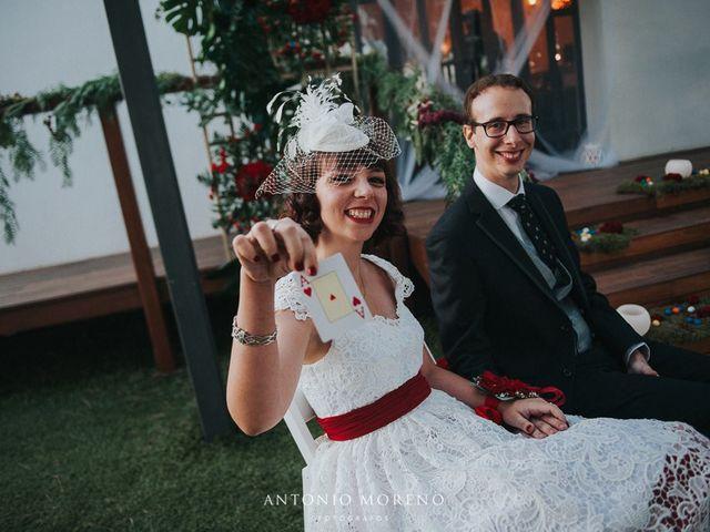 La boda de Dani  y Lydia  en Murcia, Murcia 58