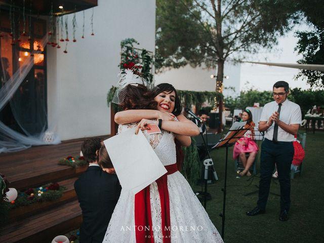 La boda de Dani  y Lydia  en Murcia, Murcia 60