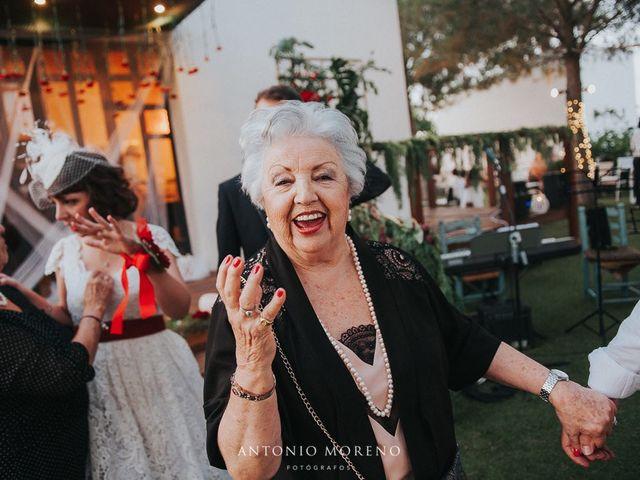 La boda de Dani  y Lydia  en Murcia, Murcia 64