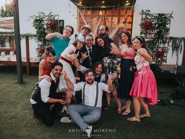 La boda de Dani  y Lydia  en Murcia, Murcia 65