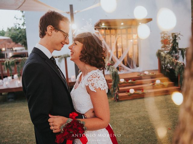 La boda de Dani  y Lydia  en Murcia, Murcia 66