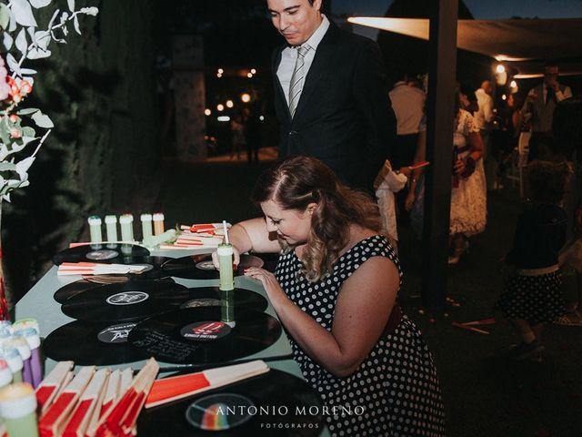 La boda de Dani  y Lydia  en Murcia, Murcia 71